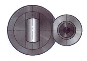 公制定位珠 PSR-2